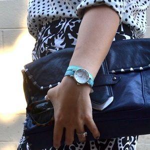 TOKYObay Accessories - TOKYObay Pastel Wrap Watch